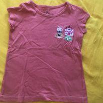 Camiseta básica Alphabeto