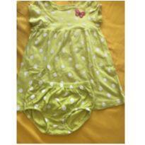 Vestido bolinhas Carter's - 2 anos - Carter`s