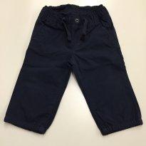 Calça Marinho GAP - 6 a 9 meses - Baby Gap