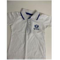 Camisa Polo - 12 a 18 meses - Tigor Baby