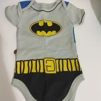 Body Batman - 9 a 12 meses - Piticas