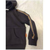 casaco com capuz menino tyrol preto