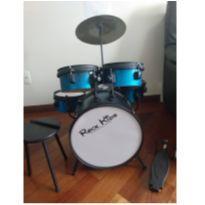 bateria rock kids RMV -  - Não informada