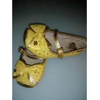 Sapatilha Amarela Pampili - 23 - Pampili