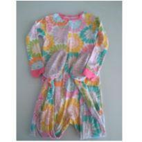 Pijama Carter´s com Antiderrapante - Lindinho! - 4 anos - Carter`s