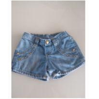 Short Lilica Ripilica Jeans - 18 meses - Lilica Ripilica Baby