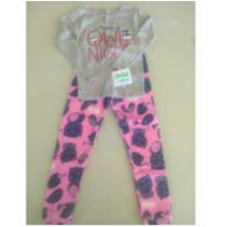 Pijama Carter´s - Maravilhoso! - 4 anos - Child of Mine