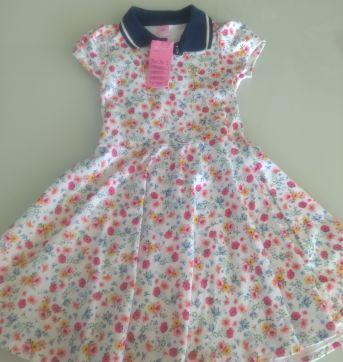 Vestido Polo Lilica Ripilica - Maravilhoso! - 6 anos - Lilica Ripilica