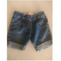 Short Jeans - 1 ano - Não informada