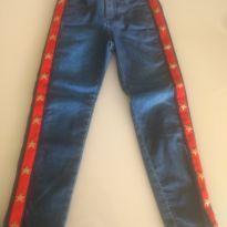 Calça Jeans Linda - 4 anos - INK