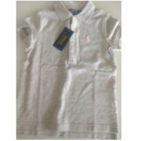 Camisa Polo Ralph Lauren - 5 anos - Ralph Lauren