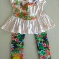 Conjunto Lilica Ripilica - Maravilhoso! - 4 anos - Lilica Ripilica