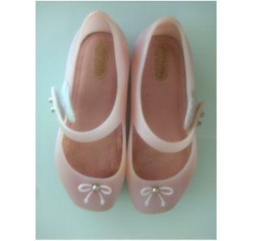 Mini Melissa Ballet Nude - 25 - Melissa