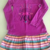 Vestido Mineral Kids - 4 anos - Mineral Kids