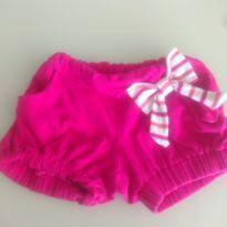 Short Pink - 4 anos - Joana Joao