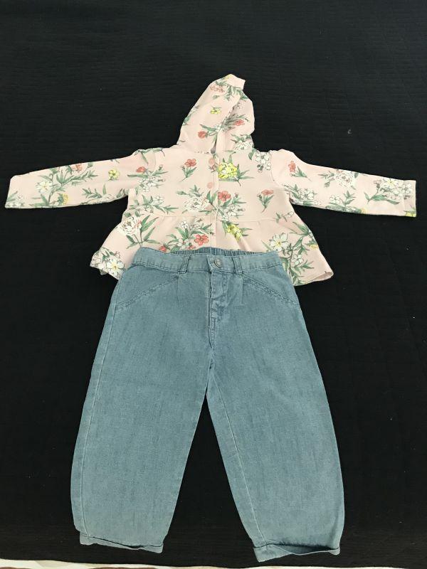 Conjunto Calca Jeans E Casaco Da Carters 2 Anos No Ficou Pequeno Desapegos De Roupas Quase Novas Ou Nunca Usadas Para Bebes Criancas E Mamaes 591308
