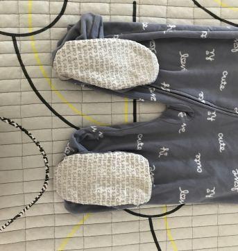 Macacão Pijama Fleece - 5 anos - Carter`s