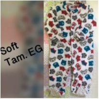 Macacão soft TipTop - 9 a 12 meses - Tip Top