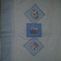 Jogo de lençol para carrinho -  - Começo de Vida