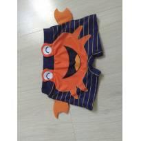 sunga de praia caranguejo - 2 anos - marisa