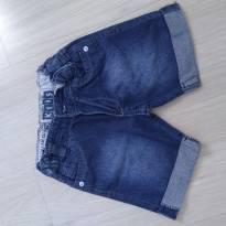 Bermuda Jeans - 2 anos - Não informada