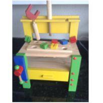 Mesa de marceneiro -  - brinquedos educativos
