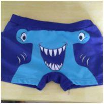 Sunga tubarão - 2 anos - marisa