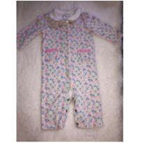 Macacão floral Polo Ralph Lauren - 6 meses - Polo Ralph  Lauren Réplic