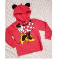Moletom Minnie - Tam. 2 - 2 anos - Disney