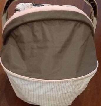 Bebê conforto Graco com suporte - Sem faixa etaria - Graco