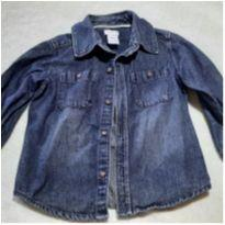 Camisa social jeans Carters - 2 anos - Old navy, Carters e Puc