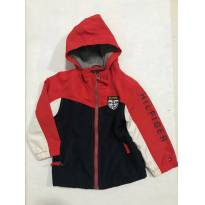Jaqueta Impermeável Tommy Hilfiger - 2T - 2 anos - Tommy Hilfiger