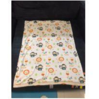 Cobertor Animais da Floresta para Bebe -  - Taggies