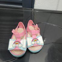Sandália rosa Pimpolho - 17 - Pimpolho