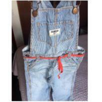 Jardineira jeans Oshkosh tam 2T, linda ! - 2 anos - OshKosh