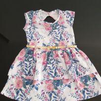 Vestido Menina - 3 anos - Minore Kids