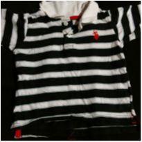 Camisa liiiinda - 18 meses - US Polo Assn