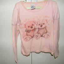 Blusa ursinhos - 6 anos - Randa Mundu