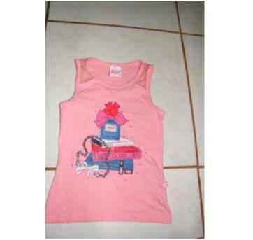 Kit com 3 blusas em malha - 6 anos - Abrange e Disney