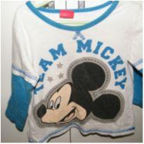 Blusa Mickey Mouse & Friends - 1 ano - Disney
