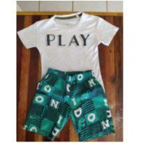 Conjunto Play/Dinossauro - 2 anos - playground e Kyly