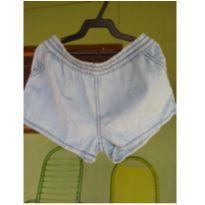 Short Jeans - 10 anos - Figurinha