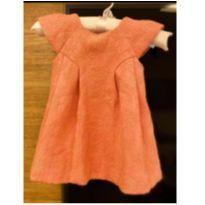 Vestido Zara Baby 3-6 meses