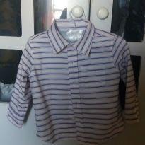 Kit Gap  (3 camisas) - 12 a 18 meses - Baby Gap