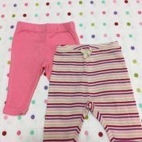 2 Calças - 3 meses - Baby Gap e DKNY