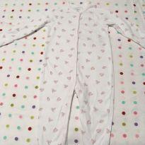 Macacão branco Ursinhos Ralph Lauren - 9 meses - Ralph Lauren