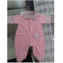 Kit Macacões - 0 a 3 meses - Get Baby e Alô bebê