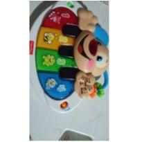 Piano cachorro Fisher price -  - Fisher Price