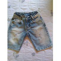 Bermuda jeans - 6 anos - John John
