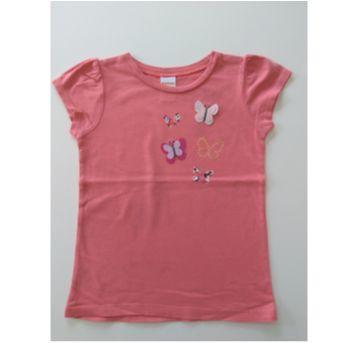 Camiseta manga curta - 4 anos - Gymboree